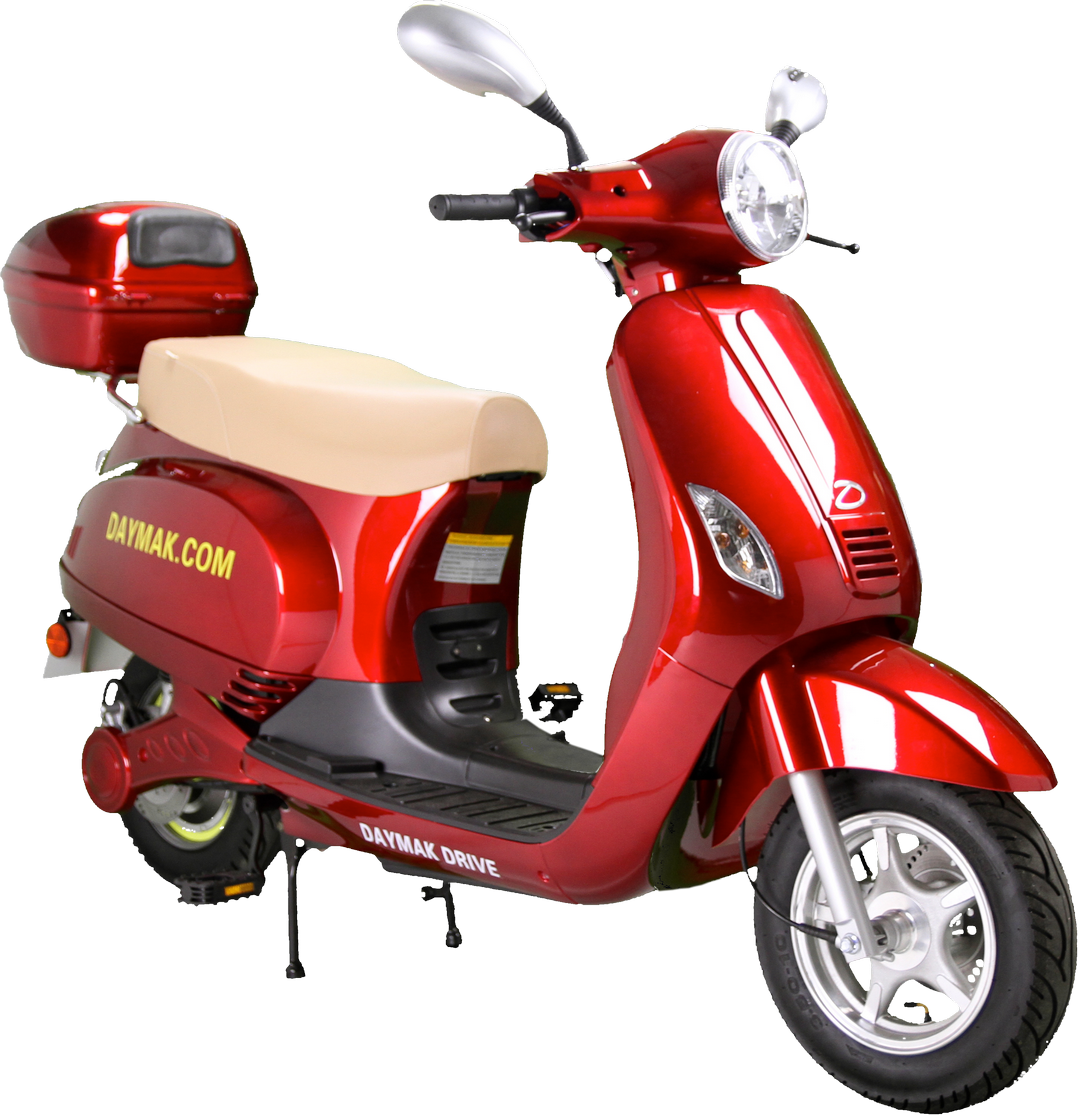 Scooter clipart red scooter. Png image purepng free