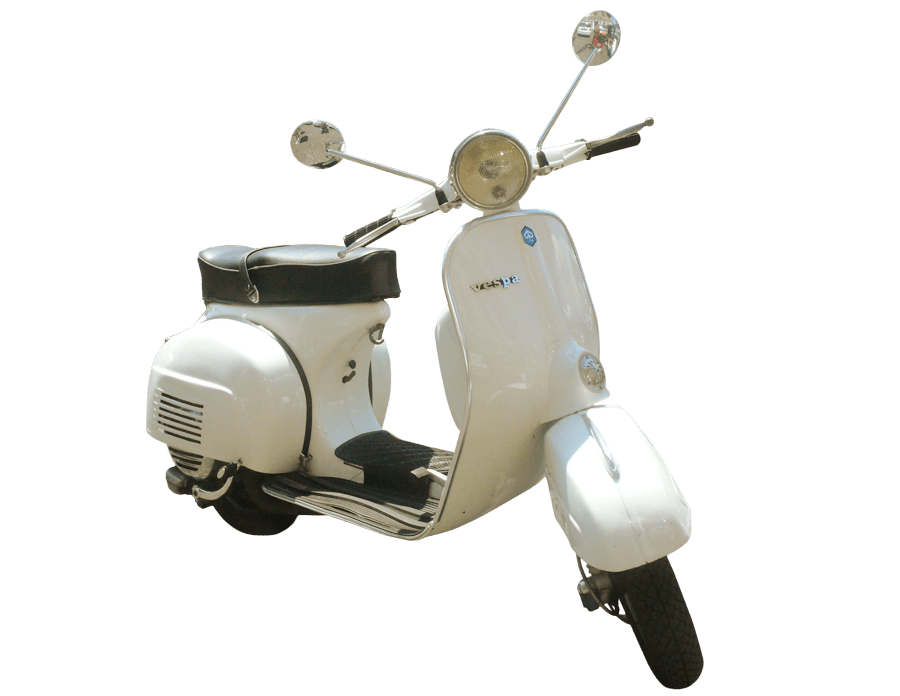 Scooter clipart retro scooter. Vintage transparent png stickpng