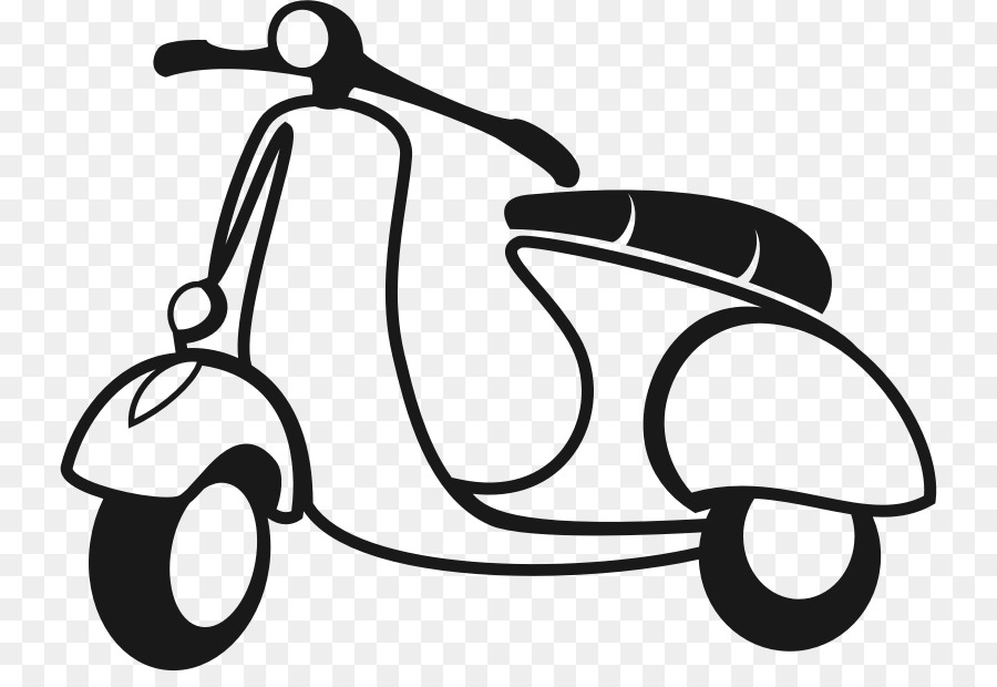 Circle design motorcycle product. Scooter clipart scooter lambretta