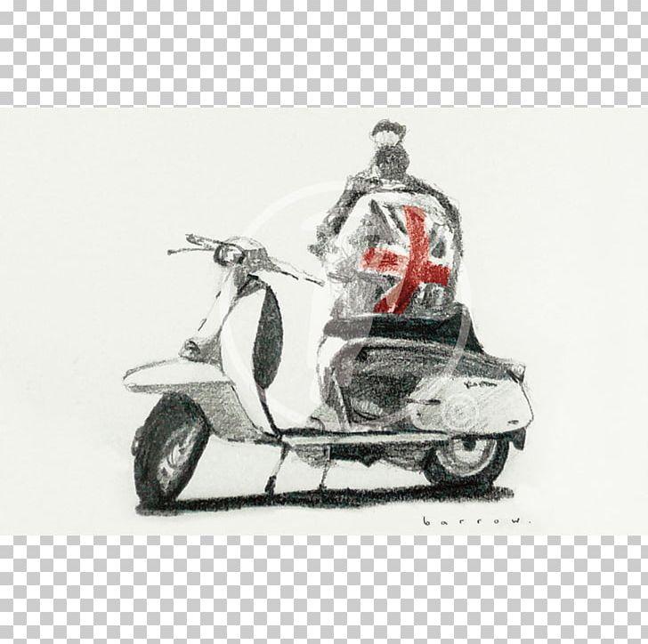 Scooter clipart scooter lambretta. Vespa mod rocker png