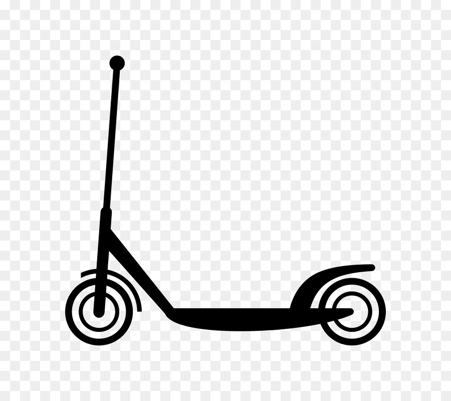 Scooter clipart scooter line. Black background png download