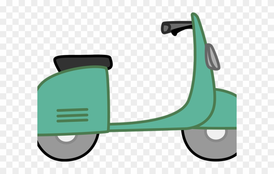 Scooter clipart scotter. Moped png download pinclipart