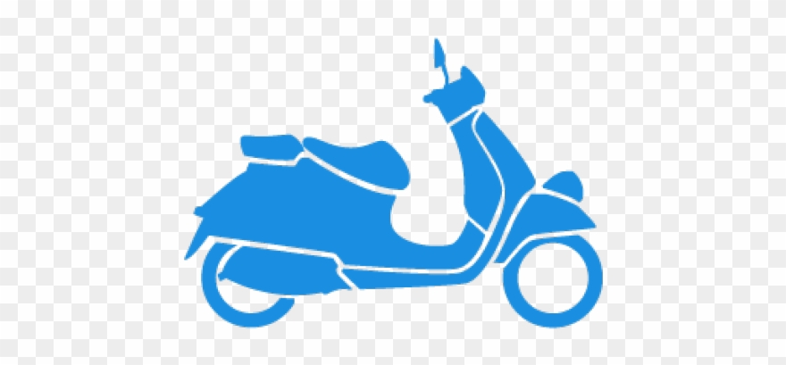 Moped vespa gts super. Scooter clipart scotter