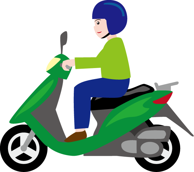 Scooter clipart two wheeler. Vehicle insurance motorcycle clip