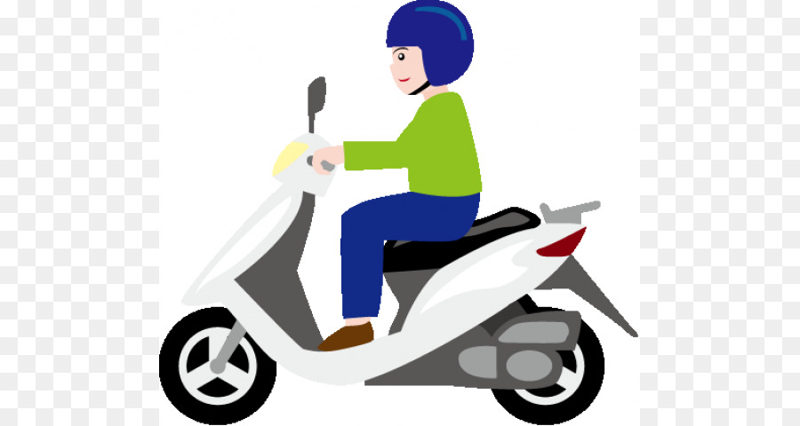 Scooter clipart two wheeler. Bicycle cartoon png download