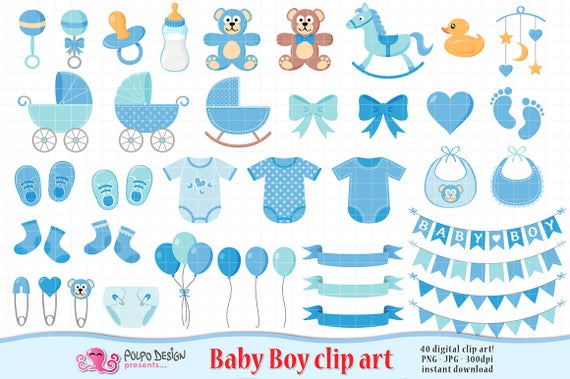 Its a scrapbooking clip. Scrapbook clipart baby boy