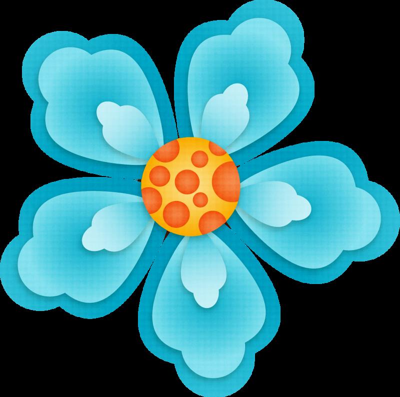 flores primavera pinterest. Scrapbook clipart button