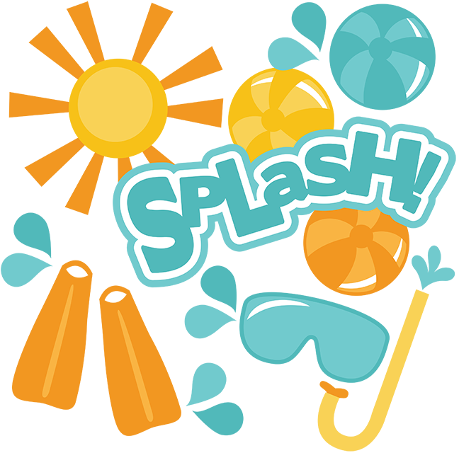 Svg . Water clipart splash