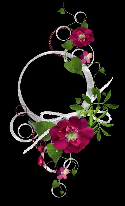 Scrapbook clipart modern flower.  png pinterest clip