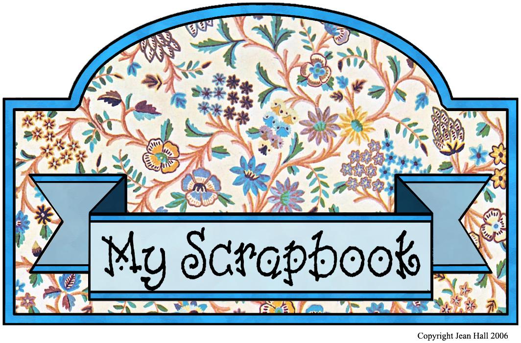 Artbyjean paper crafts make. Scrapbook clipart scrapbook cover