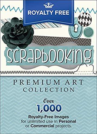 Amazon com royalty free. Scrapbook clipart scrapbooking
