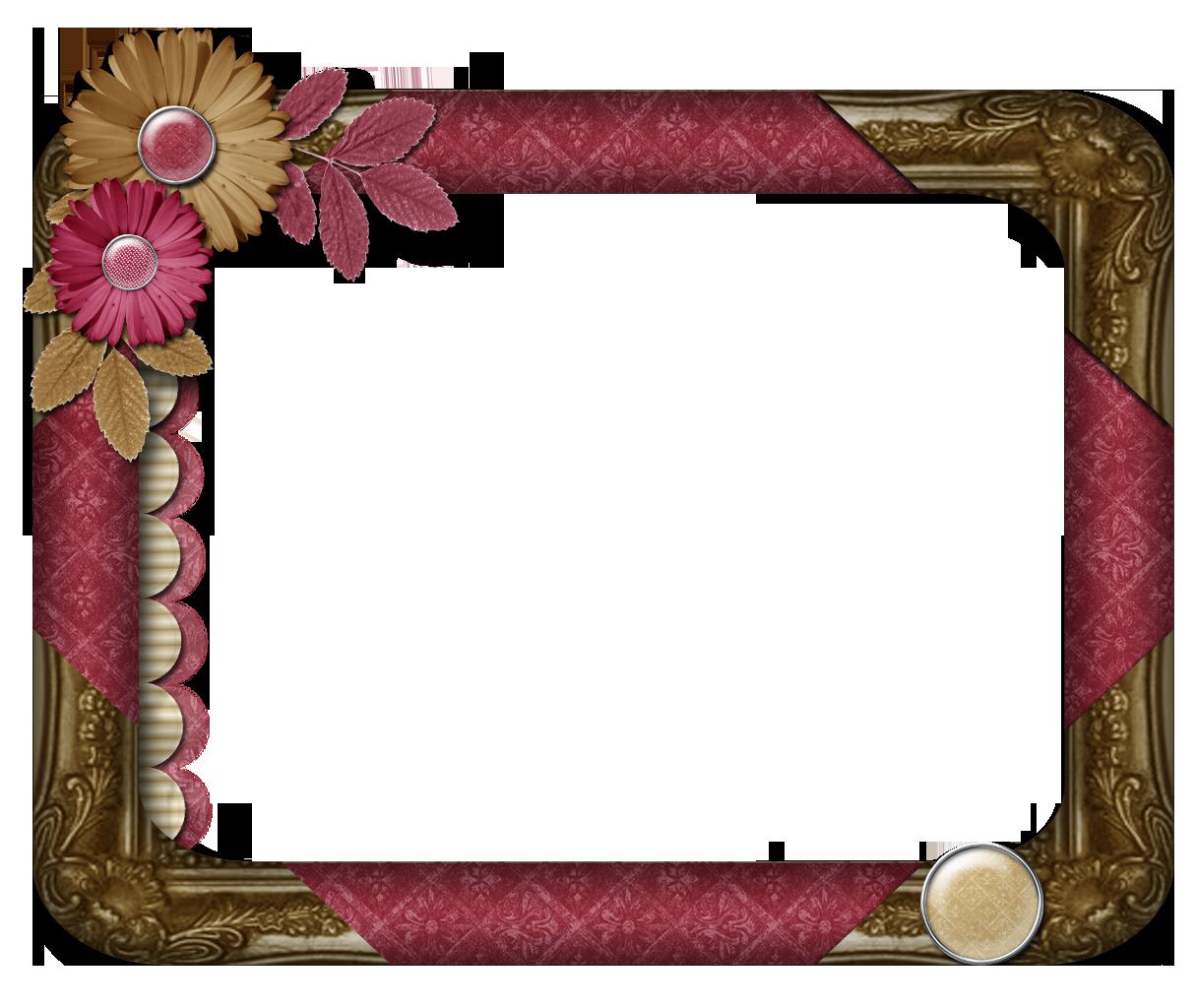 Scrapbook frame png. Free frames digital elements