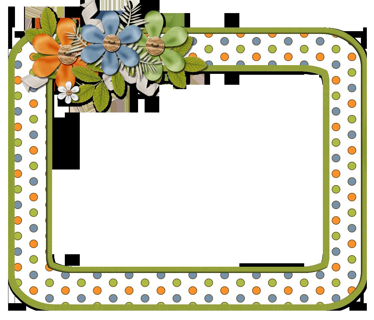 Elements free orange dot. Scrapbook frame png