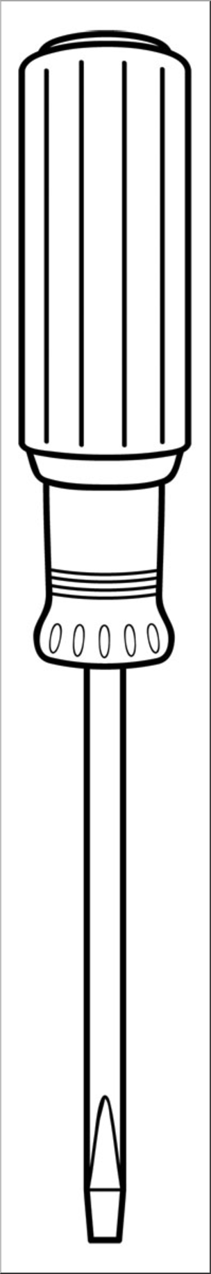Screwdriver clipart clip art. Collection of free download