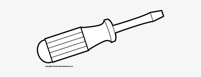Free download tools . Screwdriver clipart clip art