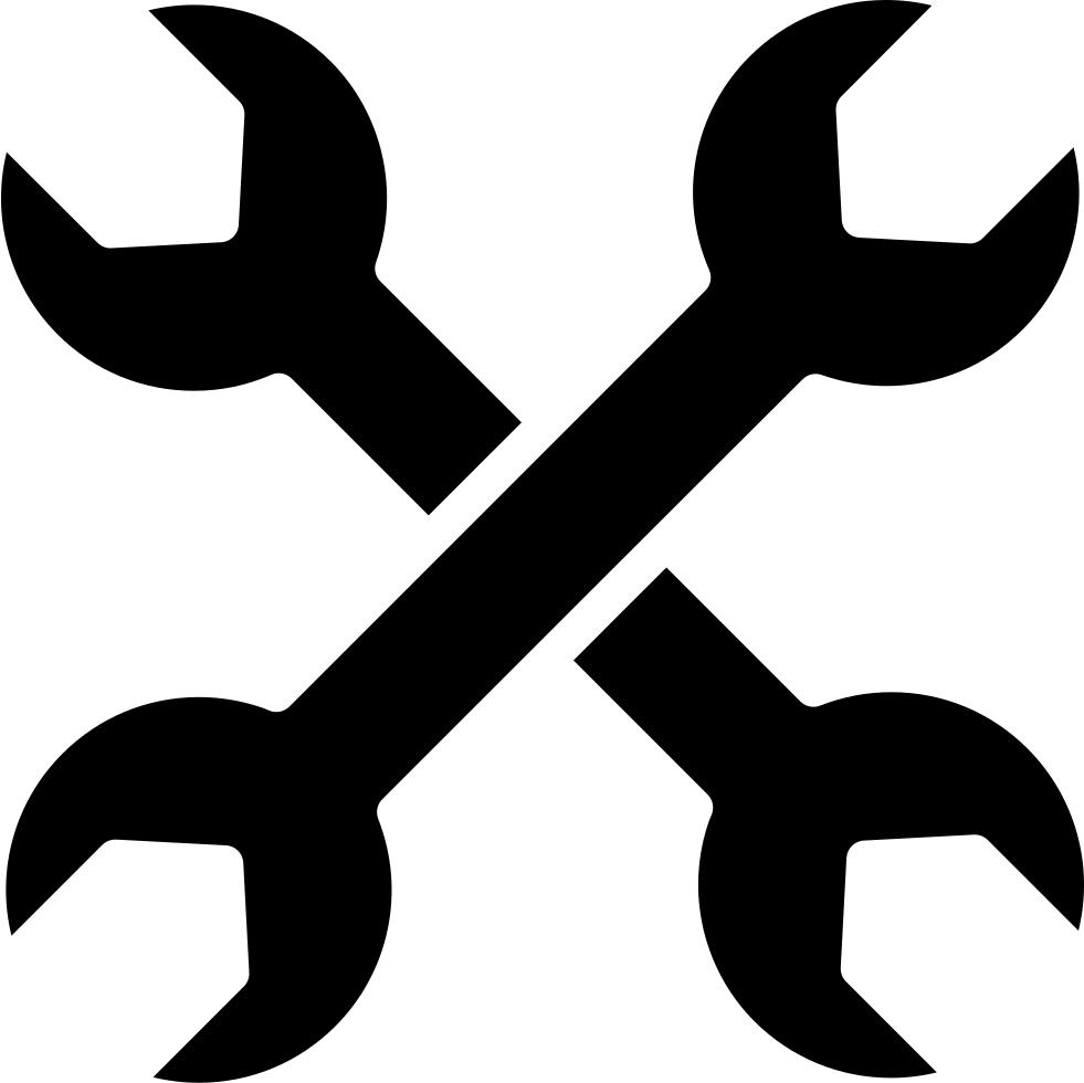 Screwdriver Clipart Crossed Screwdriver Crossed Transparent Free