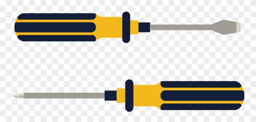Tool png download . Screwdriver clipart diagram