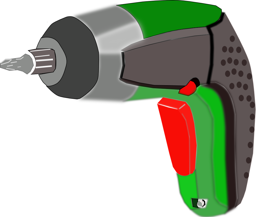 Onlinelabels clip art battery. Screwdriver clipart electrical tool