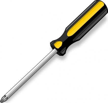Clip art arts clipartlogo. Screwdriver clipart logo