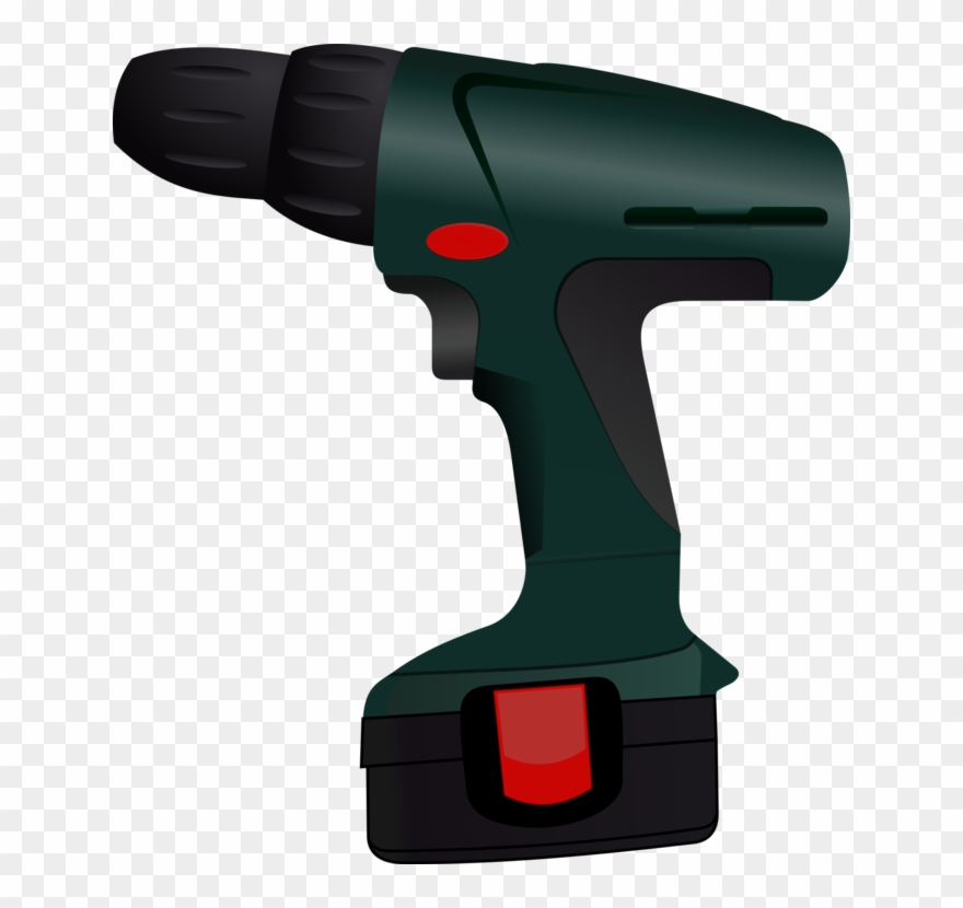 Screwdriver clipart screw gun. Hand tool augers spanners