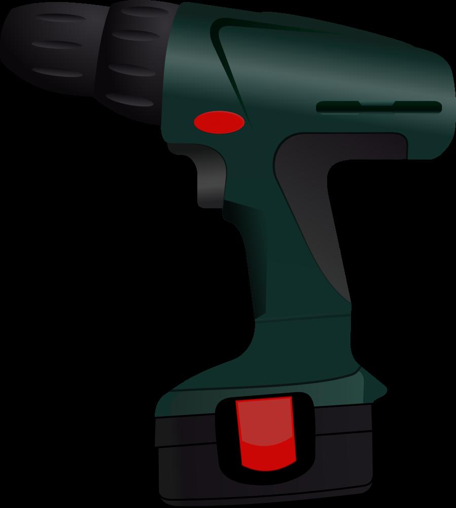 screwdriver clipart screw gun