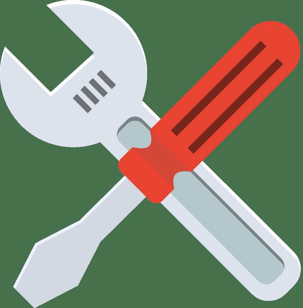 Screwdriver clipart spaner. Spanner forth communication spannerscrewdriver