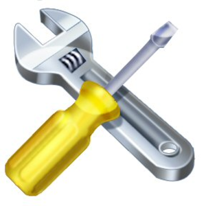Screwdriver clipart spaner. Wrench free images at