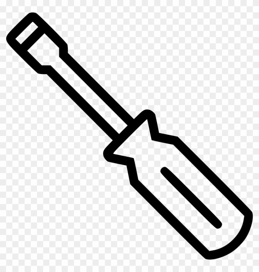 Screwdriver clipart svg. Hd png download