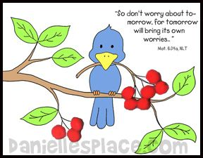best bible verse. Worry clipart youth