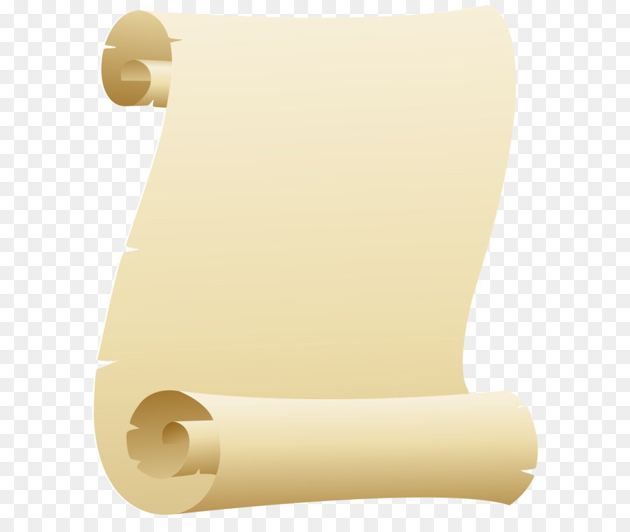 Scroll clip art. Paper clipart png image