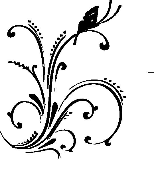 Decoration scroll