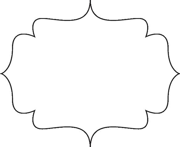 Clip art black and. Bracket frame png