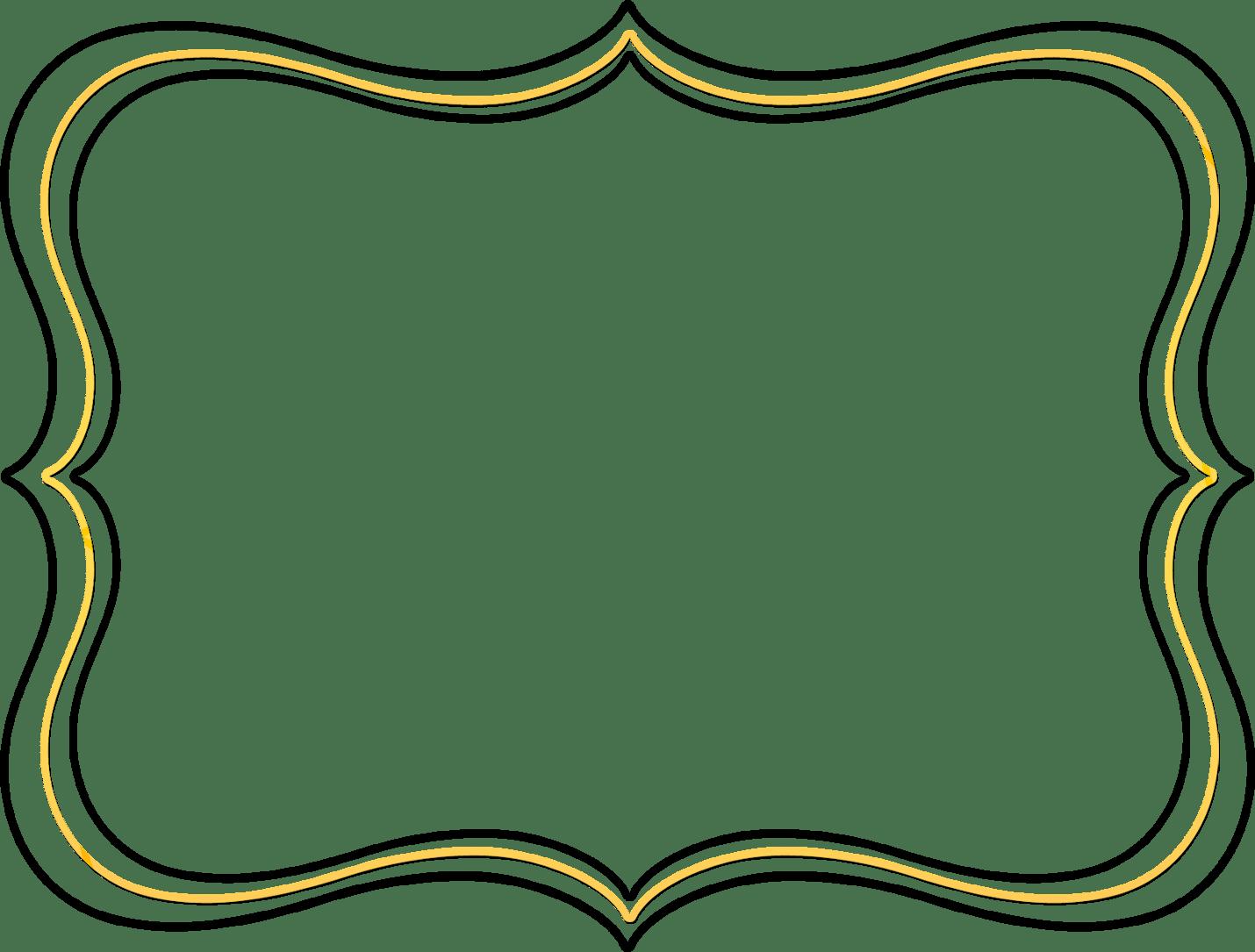Ideal vistalist co. Scroll clip art frame
