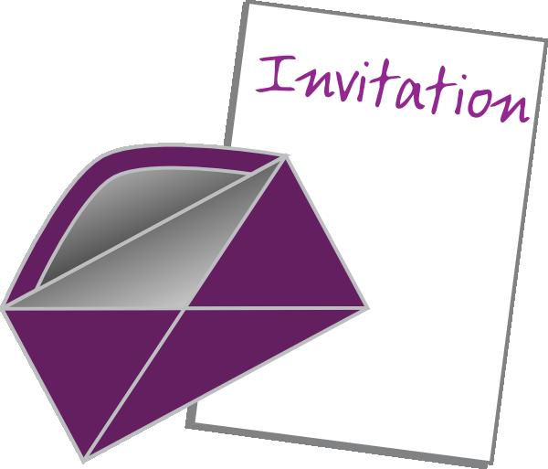 Invitation clipart. Clip art borders free