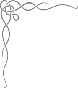 Scroll clip art scrollwork. Free borders clipart panda