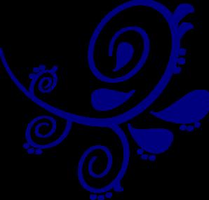 At clker com vector. Scroll clip art swirl