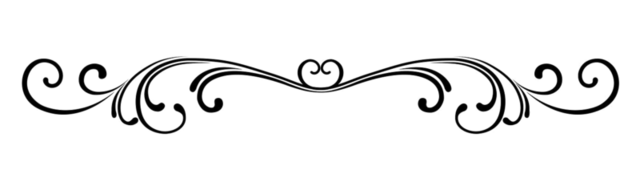 Scroll clip art swirl. Nice decoration border image