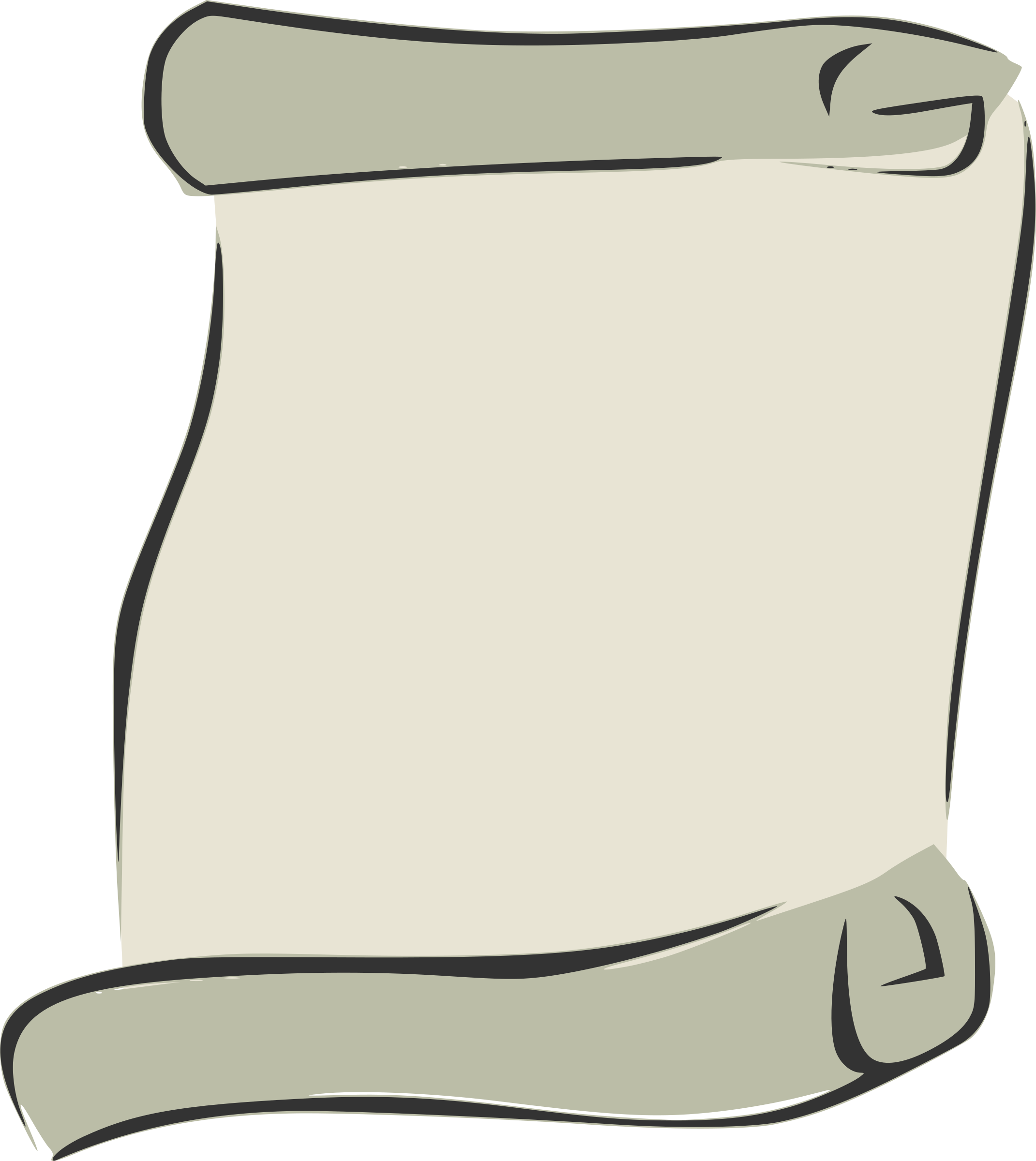 Parchment big image png. Scroll clipart background