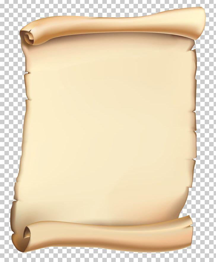 Scroll clipart parchment. Paper png beige clip