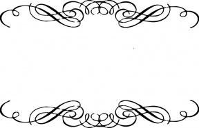 Design clip art library. Scroll clipart rustic