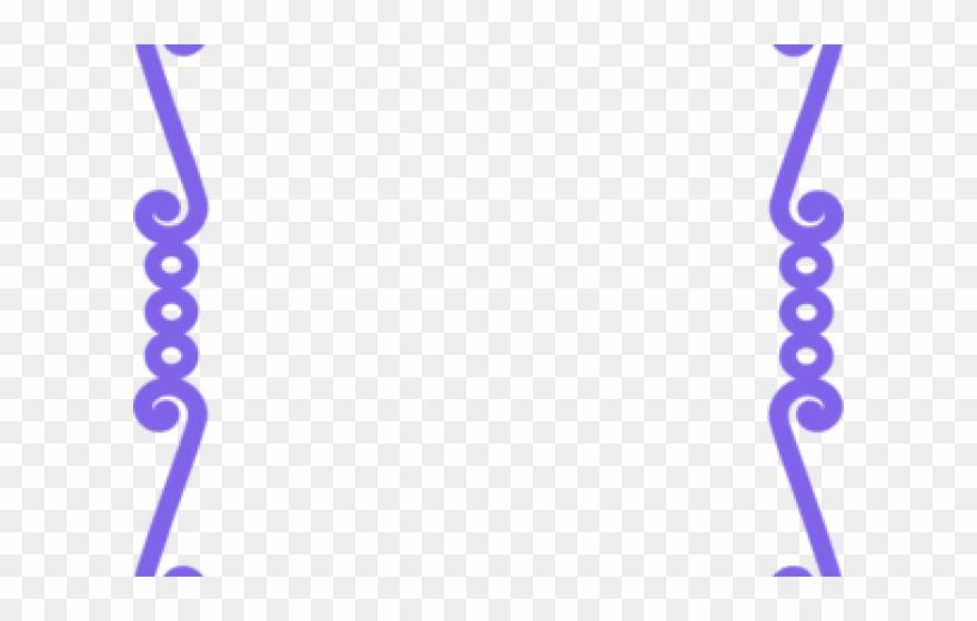 Formas vintage cinza em. Scroll clipart scrolly