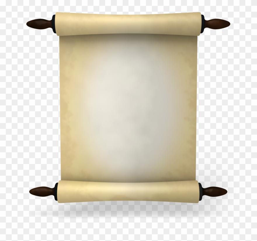 Scroll clipart transparent. Ancient clip art img