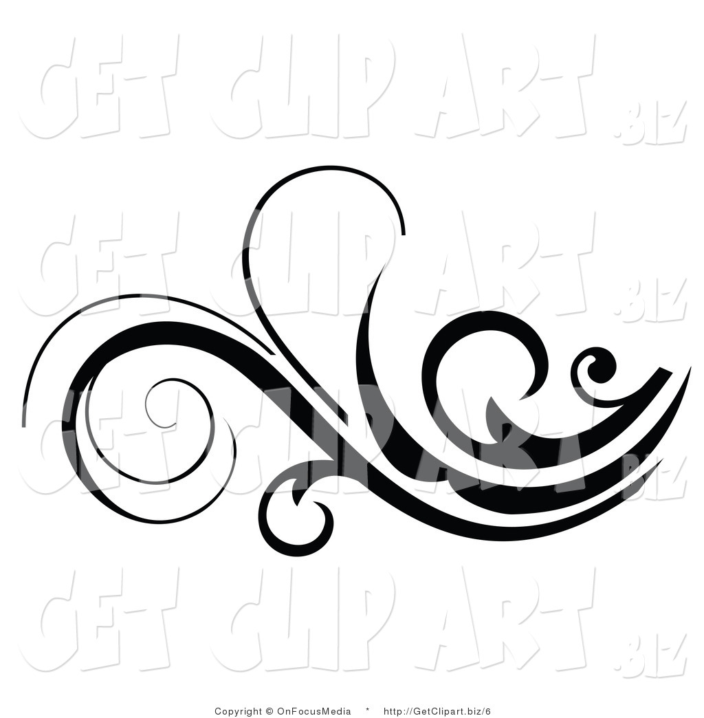 Scroll clipart vector.  free art graphics