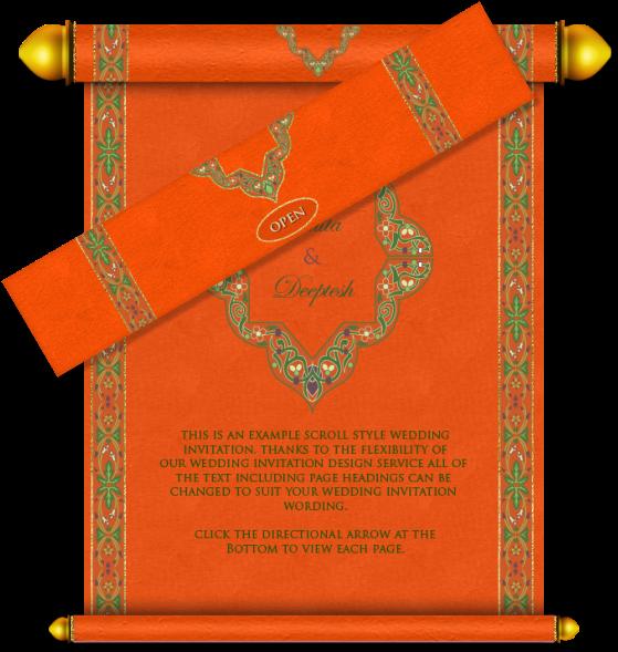 Designs romeo landinez co. Scroll clipart wedding indian