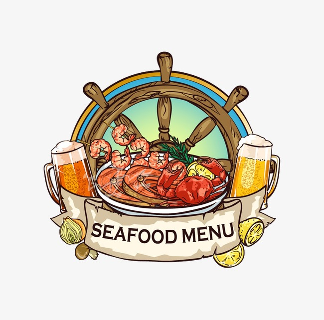 Dinner crab png image. Seafood clipart