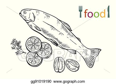 Seafood Clipart Cooked Fish Seafood Cooked Fish Transparent