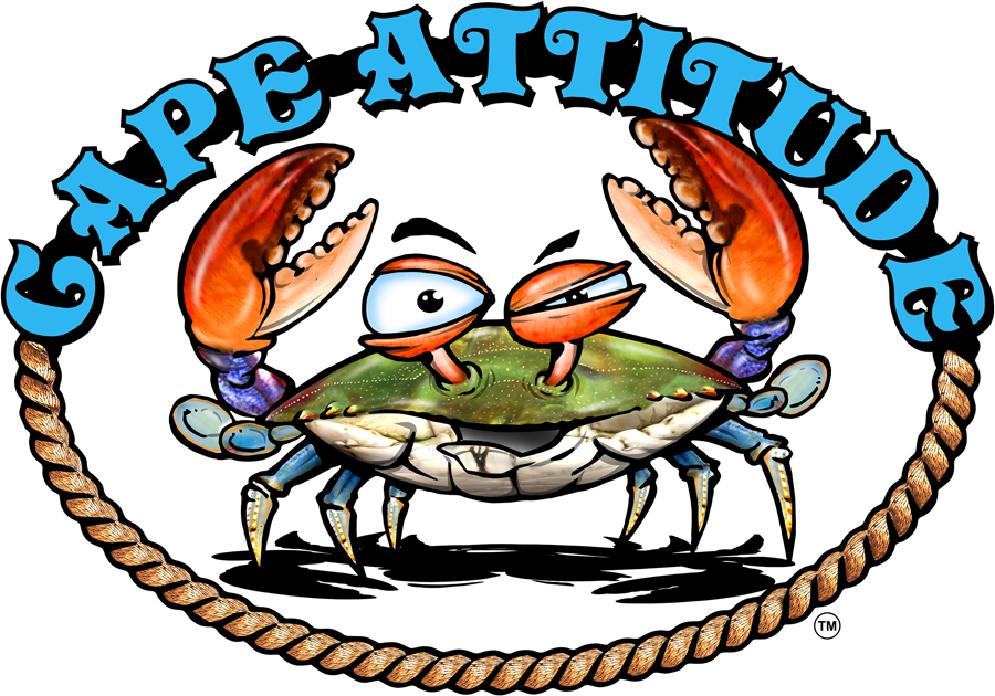 Seafood clipart green crab. Cape attitude