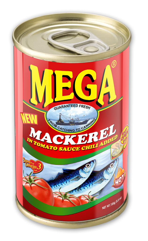 Tuna clipart mackerel fish. Mega in tomato sauce