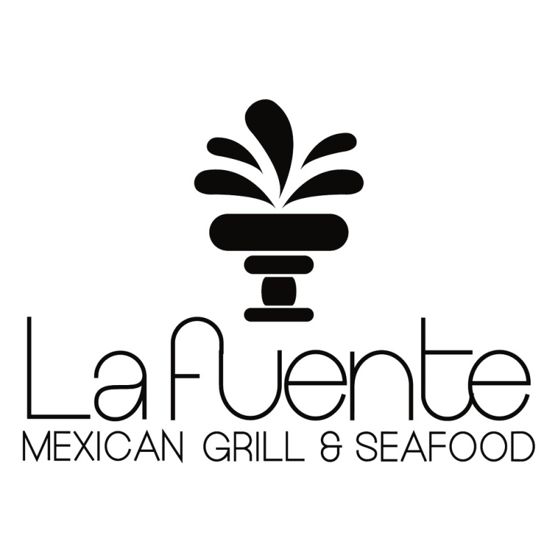 La fuente mexican grill. Seafood clipart surf and turf