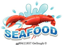 Seafood clipart yabbie. Free lobster download clip
